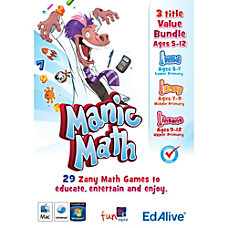Manic Math Totally Mental Bundle Download
