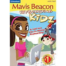 Mavis Beacon Keyboarding Kidz Mac