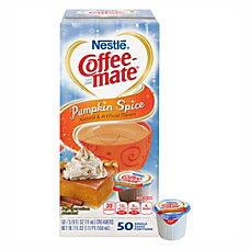 Nestle Coffee mate Liqud Creamer Singles