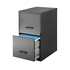 Realspace 18 D 2 Drawer Vertical