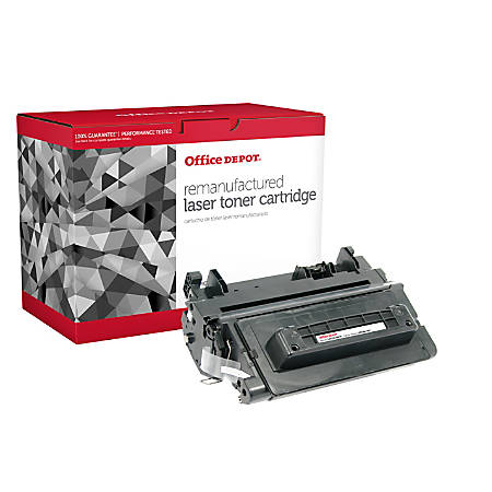 Office Depot® Brand OD64A Remanufactured Toner Cartridge Replacement For HP 64A Black