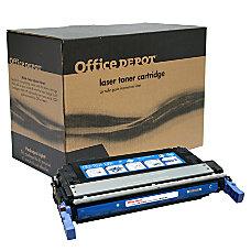 Office Depot Brand OD4005C Remanufactured Toner
