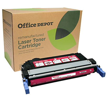 Office Depot® Brand OD4005M Remanufactured Toner Cartridge Replacement For HP 642A Magenta