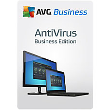AVG Antivirus Business Edition 2 Year