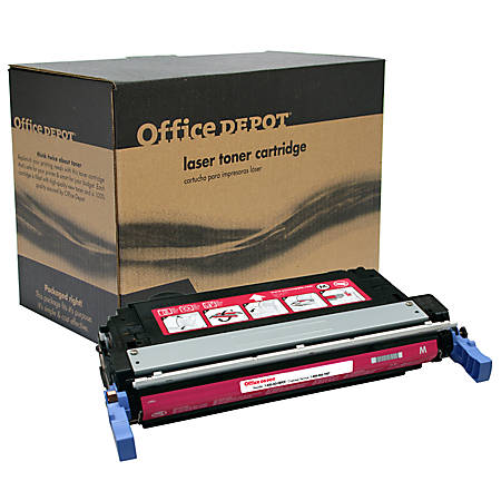 Clover Imaging Group OD4730M Remanufactured Toner Cartridge Replacement For HP 644A Magenta