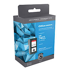 Office Depot Brand OD74XL HP 74