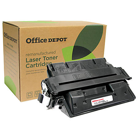 Office Depot® Brand OD27TM Remanufactured High-Yield MICR Toner Cartridge Replacement For HP 27X Black