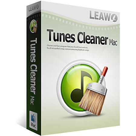Leawo Tunes Cleaner for Mac, Download Version