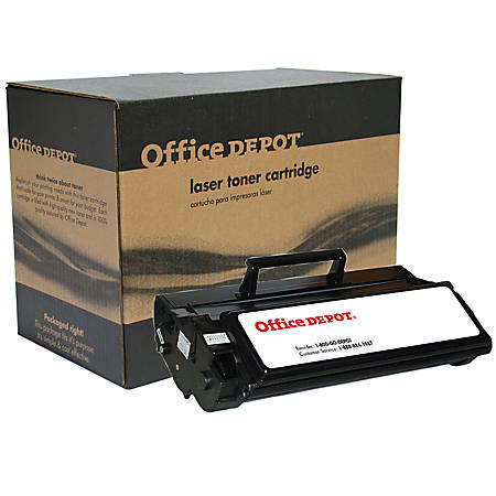 Office Depot® Brand ODE320 (Lexmark 8A0478) Remanufactured High-Yield Black Toner Cartridge