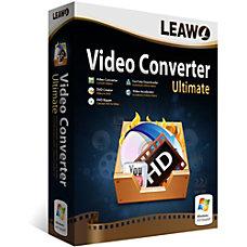 Leawo Video Converter Ultimate Download Version
