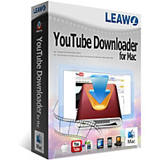 Leawo YouTube Downloader for Mac Download