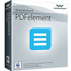 Wondershare PDFelement for Mac Download Version