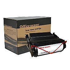 Office Depot Brand ODT620NS Lexmark 12A6869