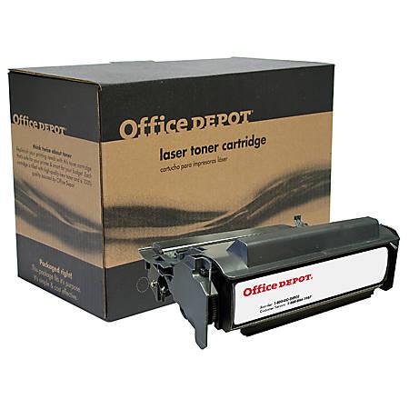 Office Depot® Brand ODT430 (Lexmark 12A8425) Remanufactured High-Yield Black Toner Cartridge