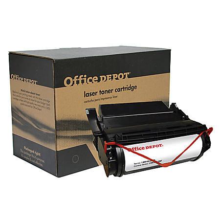 Office Depot® Brand OD59 (Lexmark 1382925) Remanufactured High-Yield Black Toner Cartridge