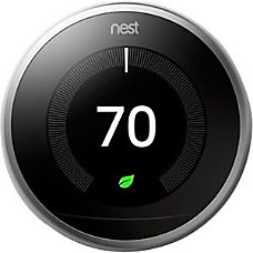 Nest Learning Thermostat ZM7270