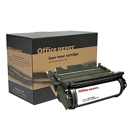Office Depot® Brand ODT640 (Lexmark 64075HA) Remanufactured High-Yield Black Toner Cartridge