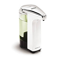 simplehuman Compact Sensor Pump For Soap