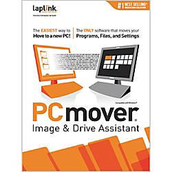 Laplink PCmover Image Drive Assistant 8
