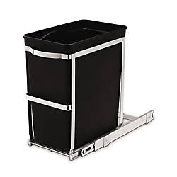 simplehuman Pull Out Trash Can 8