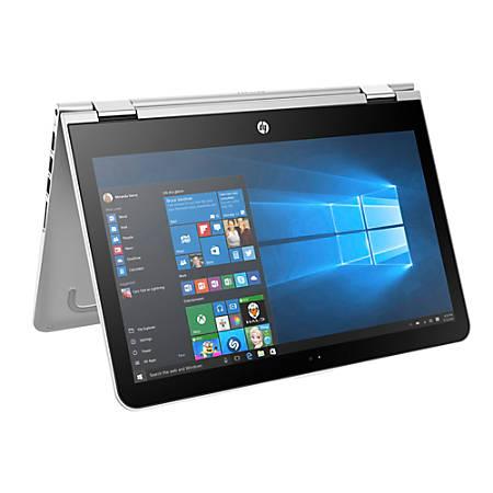 "HP Pavilion x360 13-u163nr Convertible Laptop, 13.3"" Touch Screen, 7th Gen Intel® Core™ i5, 8GB Memory, 1TB Hard Drive, Windows® 10 Home"