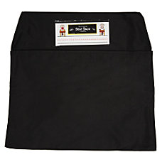 Seat Sack Organizers Medium 15 Black