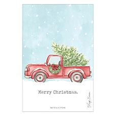 Fresh Scents Merry Christmas Envelope Sachet