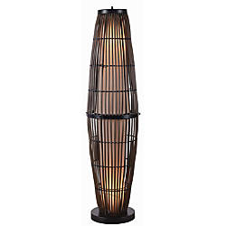 Kenroy Home Biscayne Outdoor Floor Lamp