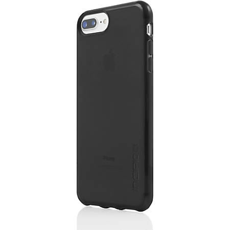 Incipio NGP Pure Slim Polymer Case for iPhone 7 Plus - Textured - Black - Stretch Resistant, Tear Resistant, Wear Resistant, Shock Absorbing, Shock Proof - Flex2O