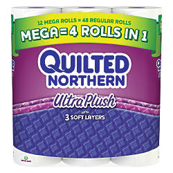 Quilted Northern Ultra Plush 3 Ply
