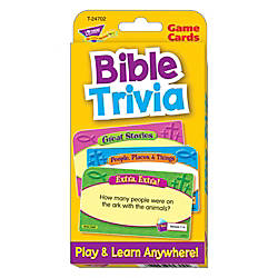 TREND Bible Trivia Challenge Cards 3