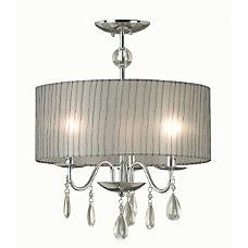 Kenroy Arpeggio 3 Light Hanging Pendant