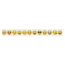 Creative Teaching Press Emoji Fun Border
