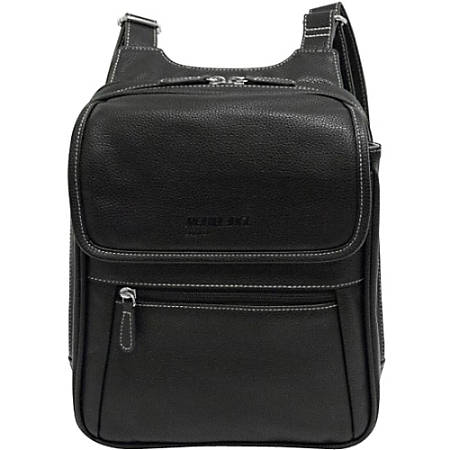 """Mobile Edge Carrying Case (Messenger) for 11"""" iPad - Black"""