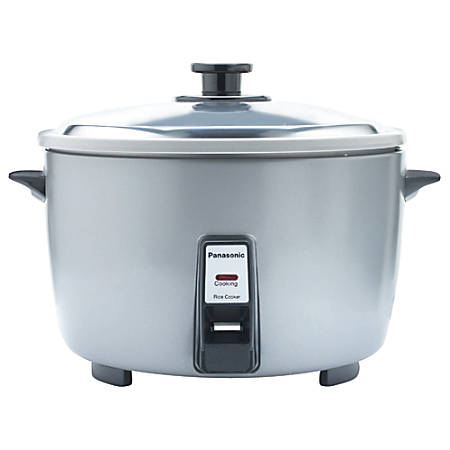 Panasonic Large Capacity Rice Cooker, 23-Cup Capacity