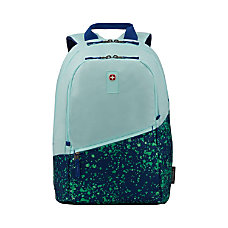 Wenger Criso Laptop Backpack Pale AquaGreen
