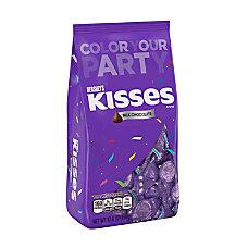 Hersheys KISSES Milk Chocolates 176 Oz
