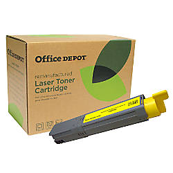 Office Depot Brand OD3400Y OKI 43459401