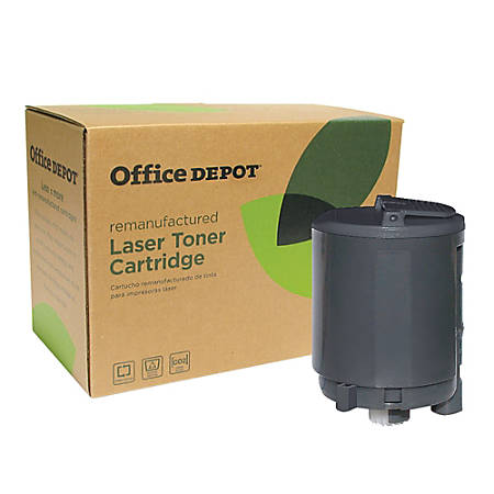 Office Depot® Brand ODCLP300B (Samsung CLP-K300A) Black Toner Cartridge