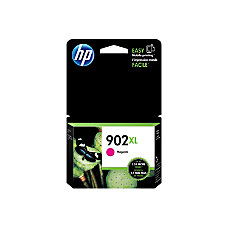 HP 902XL High Yield Magenta Ink
