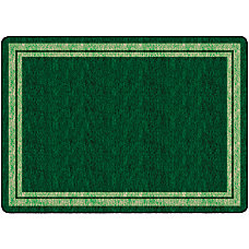 Flagship Carpets Double Border Rectangular Rug