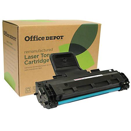 Office Depot® Brand ODSA2010 (Samsung 2010D3) Remanufactured Black Toner Cartridge