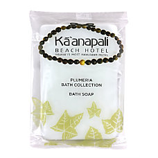 Kaanapali Beach Plumeria Scent Body Soap