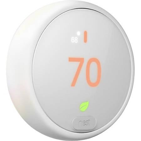 Nest Thermostat E, White