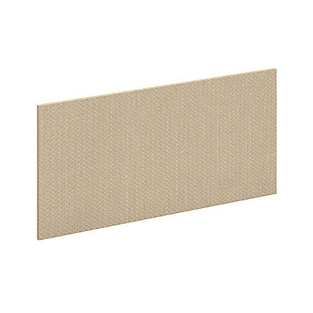 "Bush Business Furniture Components Elite Tackboard, 36""W, Lyric Sundew, Premium Installation"