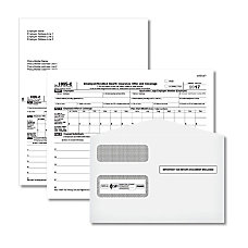 ComplyRight ACA 1095 C InkjetLaser Tax