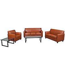 Flash Furniture HERCULES Diplomat Reception Set