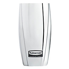 Rubbermaid TCell Air Freshener Dispenser Chrome