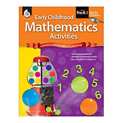 Shell Education Early Childhood Activities Set