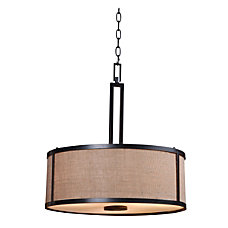 Kenroy Keen 3 Light Hanging Pendant